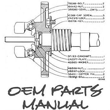Amazon Com Parts Manual