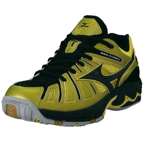 Mizuno Men Wave Storm 2/16 KH de 27345 couleur : Bolt/Black