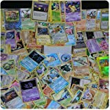 250 Assorted Pokemon Cards with Rares & Foils Children, Kids, Game by Avner-Toys