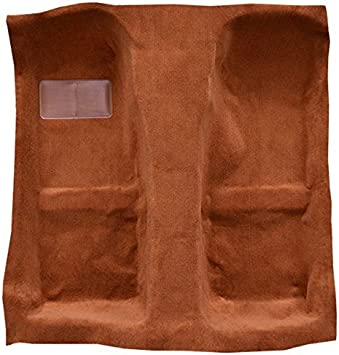 8293-Bright Red Plush Cut Pile Complete Kit with Console ACC Replacement Carpet Kit for 1985 to 1992 Chevrolet Camaro