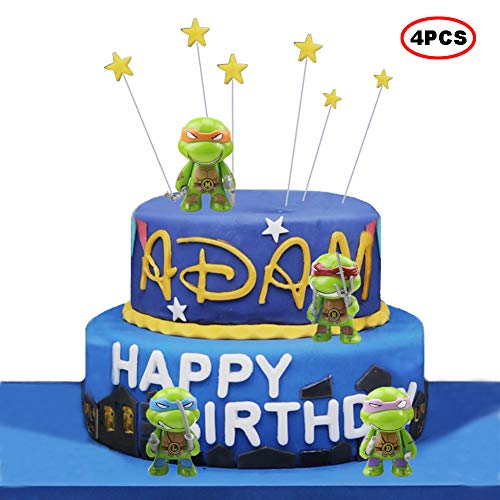 ninja turtle birthday decorations - 5