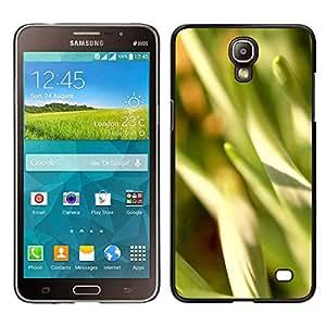 LECELL--Funda protectora / Cubierta / Piel For Samsung Galaxy Mega 2 -- Cultivos Abstract --
