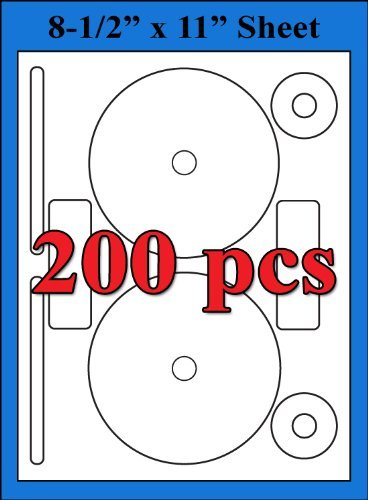 Neato Compatible CLP-192533 CLP-192534 CLP-192536 863517 192355 - 200 (Neato Shipping Labels)