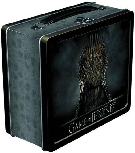 Dark Horse Deluxe Juego de Tronos Lunchbox: Trono: Amazon.es: Juguetes y juegos