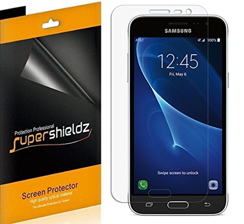 Cheap Screen Protectors [6-Pack] Supershieldz for Samsung