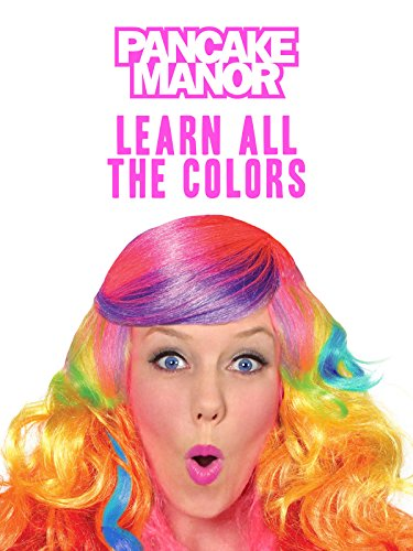 - Pancake Manor - Learn All The Colors