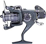 Spinning Fishing Reel Anti-Corrosion Carp Reel Fishing Wheel Tackle Accessory Drag 20-60FR