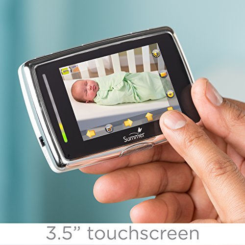 012914292402 - Summer Infant Touchscreen Digital Color Video Baby Monitor carousel main 1