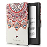 Capa Kindle 8a Geração Ultra Leve Fecho Magnético Auto Hibernação (Mandala)