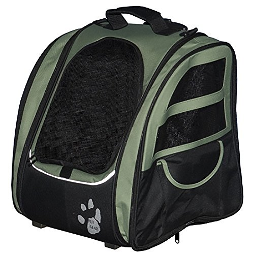 I-GO2 Traveler Pet Carrier - Sage (I-go2 Traveler Carrier)