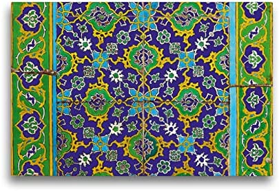 Calvendo Premium lienzo 45 cm x 30 cm horizontal, turquesa-Estambul-Topkapi Palast imagen sobre bastidor, listo para lienzo auténtico. Palacio de Estambul, lugares turcos
