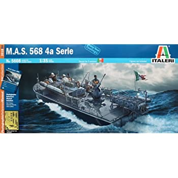 Italeri M.A.S. 568 4a Series Model Kit