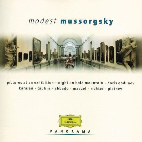 Panorama: Modest Mussorgsky by Deutsche Grammophon
