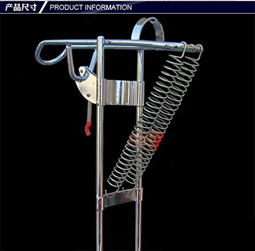 Fishing Rod Holder with Automatic Tip-Up Hook Setter | eBay - photo#29