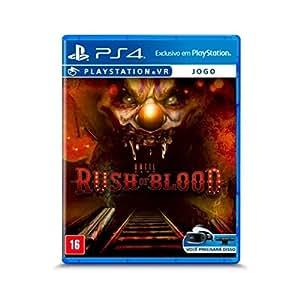 Until Dawn Rush of Blood VR - PlayStation 4