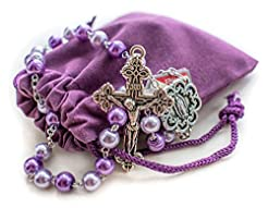 Big A Solutions Rosary Beads Catholic - ...