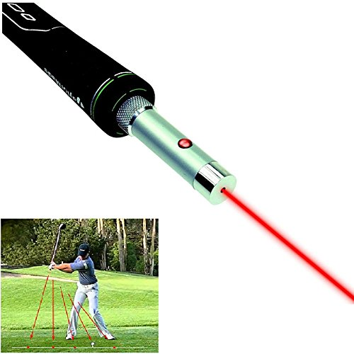 (Jingwei Golf Swing Training Aid Laser Corrector Swing Posture Indicator)