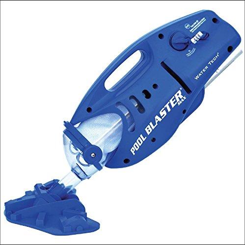Water Tech Pool Blaster Max Handheld Battery Cleaner Swim...
