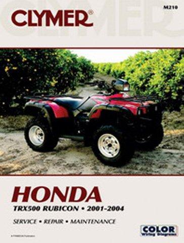 04 honda rubicon lift kit - 1