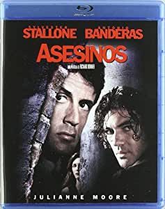 Asesinos (Bd) [Blu-ray]