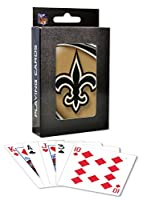 MasterPieces NFL New Orleans Saints Playing Cards