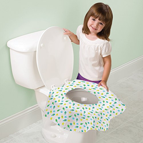 Summer Infant Keep Me Clean Disposable Potty Protectors, 50 Count