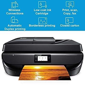 TANCEQI Impresora Color De Inyección De Tinta, WiFi ...