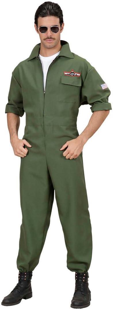 NET TOYS Traje de piloto Top Gun Disfraz Aviador: Amazon.es ...