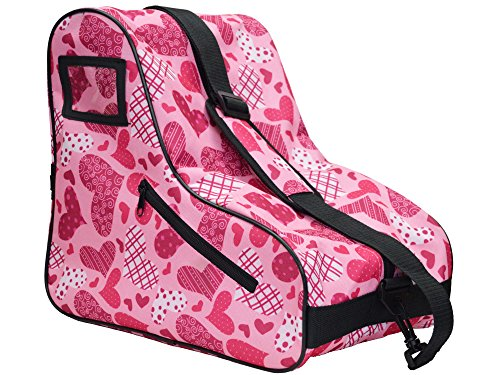 Epic Skates Limited Edition Heart Skate Bag ()
