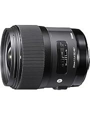 Sigma 340101 35mm F1.4 DG HSM Lens for Canon (Black)