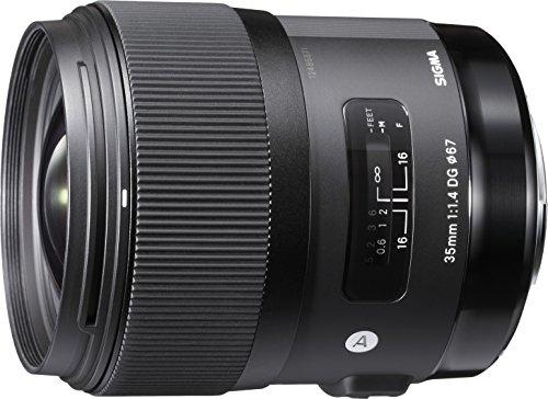 Sigma 35mm F1 4 Art Dg Hsm Lens For Canon