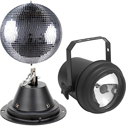 American Dj M-600L 16 Inch Mirror Ball Package -
