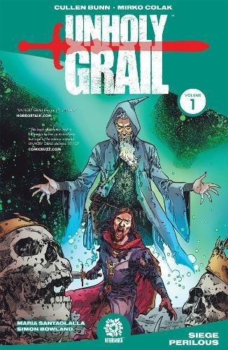 Unholy Grail Vol. 1