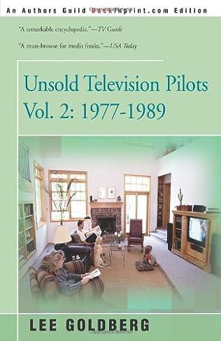 unsold television pilots volume 2 1977 1989