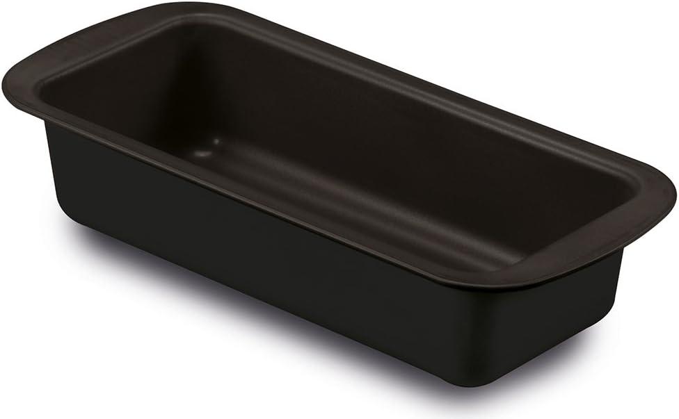 Acier au Carbone Noir 18 x 9 cm Kitchen Craft KCMCHB64 Master Class Moule /à Cake 7 x 3.5
