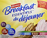 CARNATION BREAKFAST ESSENTIALS, Breakfast Drink Mix, Variety, 10x40g Sachets