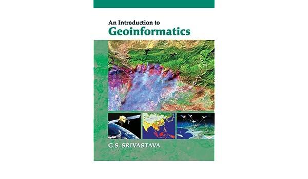 INTRODUCTION TO GEOINFORMATICS EPUB