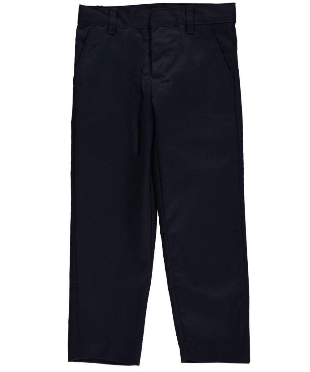Galaxy Little Boys' School Uniform Slim Pants