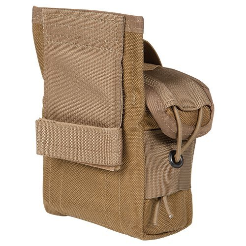 Atlas 46 AIMS Tape Measure Pouch with Security Flap Coyote   Work, Utility, Construction, and Contractor by Atlas 46 (Image #4)