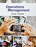 img - for Operations Management with Connect book / textbook / text book