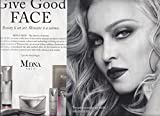 MAGAZINE PAPER AD With Madonna For MDNA Skin Care 2017