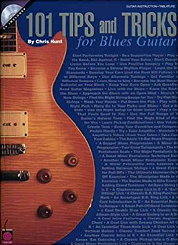 101 Tips and Tricks for Blues Guitar (Tab): Amazon co uk
