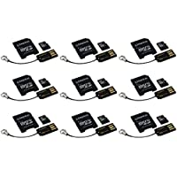 9 x Quantity of Walkera QR X350 PRO FPV Kingston Digital Multi-Kit/Mobility Kit 8 GB Flash Memory Card with Reader MBLY10G2/8GB - FAST FROM Orlando, Florida USA!