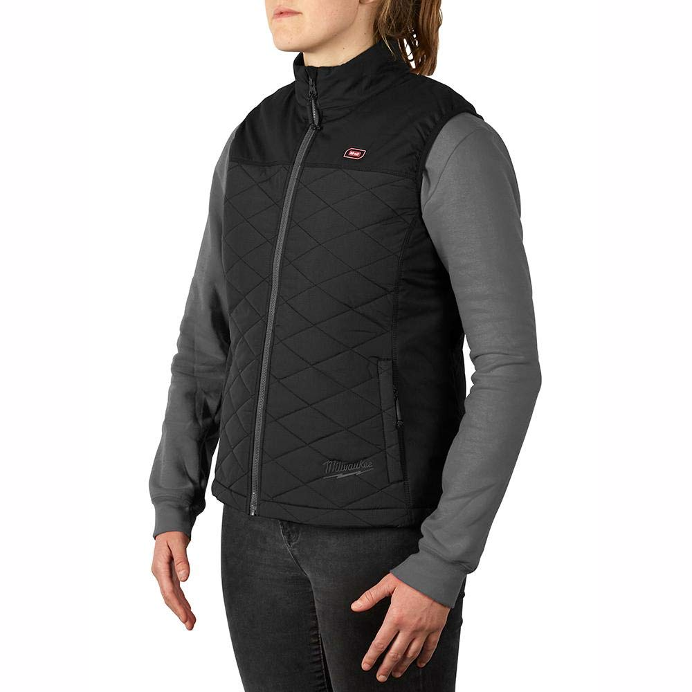 Milwaukee M12 Heated AXIS Vest Lithium-Ion Front and Back Heat Zones - Black (Large, Womens Vest Only) by Milwaukee (Image #5)