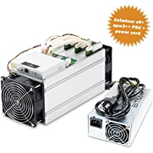 Antminer S9 ~14.0TH/s @ .098W/GH 16nm ASIC Bitcoin Miner Power Supply Included