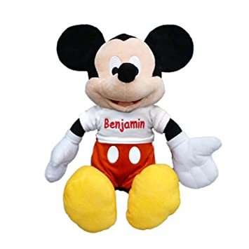164e41fab Amazon.com: Personalized Licensed Disney's Plush Toy - 18 Inch ...