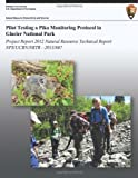 Pilot Testing a Pika Monitoring Protocol in Glacier National Park, Mackenzie Jeffress and Jami Belt, 1492757810