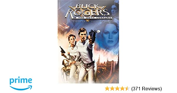 Amazon com: Buck Rogers in the 25th Century: The Complete Epic