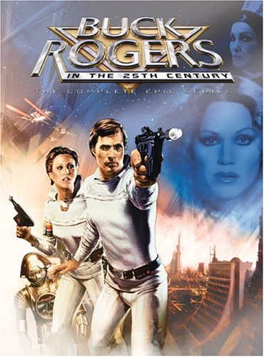 05b775439637f1 Amazon.com  Buck Rogers in the 25th Century  The Complete Epic Series  Gil  Gerard