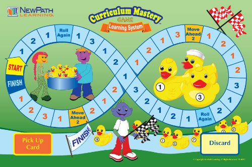 NewPath Learning Time and Money Skills Curriculum Mastery Game, Grade 2-4, Class Pack